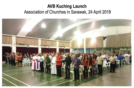 AVB Kuching Launch 24 April 2018 by ACS